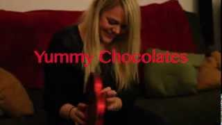 [Yummy Chocolates on Valentine's Day] Video