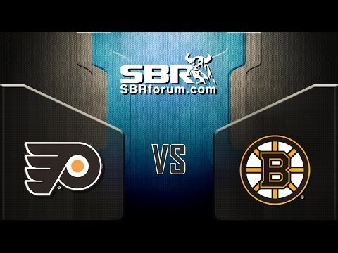NHL Picks: Philadelphia Flyers vs. Boston Bruins