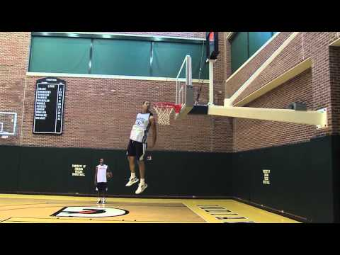 Gerald Green Jumping, Head Above Rim