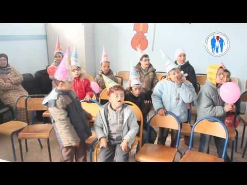 أهم لحظات وفقرات حفل ذوي الاحتياجات الخاصة بمدرسة لعزيزية
