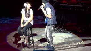 "Austin Mahone: ""When You Look Me In The Eyes"" San Antonio"
