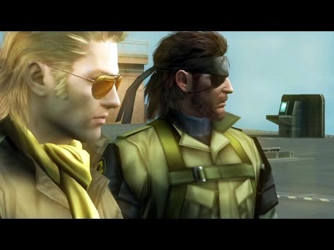 Metal Gear Solid The Legacy Collection Trailer -D9ghDa2VQpI