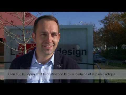 [FR] Interview Fabien Grégoire - Alumni L'École de design Nantes Atlantique
