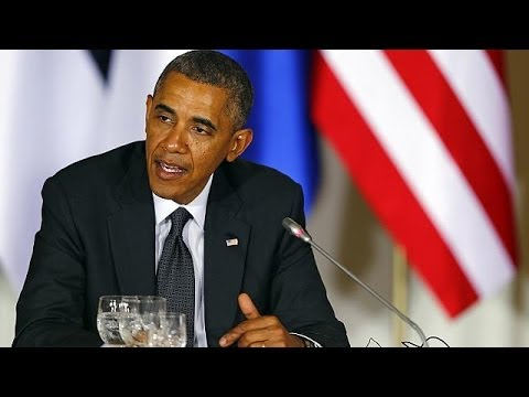 Obama in Europe: Ukraine to dominate visit