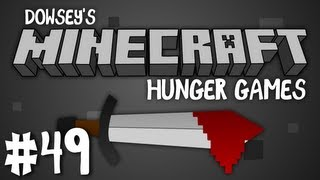 Dowsey's Minecraft Hunger Games :: #49 :: RANT MODE!