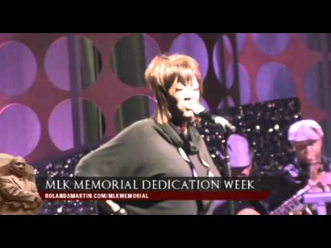 Patti LaBelle Performs During The MLK Memorial Dedication Concert Pt. 1
