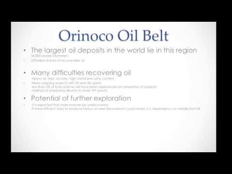 Venezuela's Oil Industry