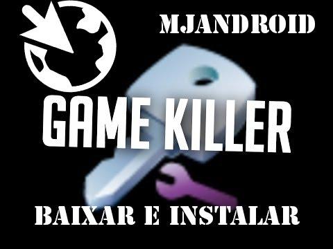 Como baixar o game killer e hackear qualquer jogos Android