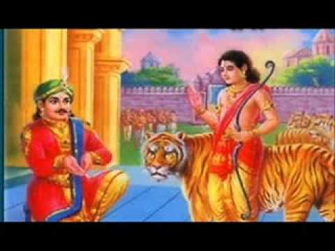 ayyappan birth story song in tamil