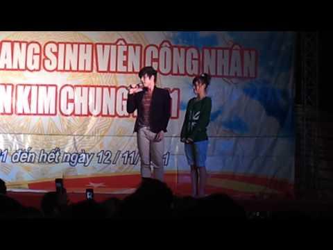 Khanh phuong flirting girl tren san khau (clip đã dc đổi tên)