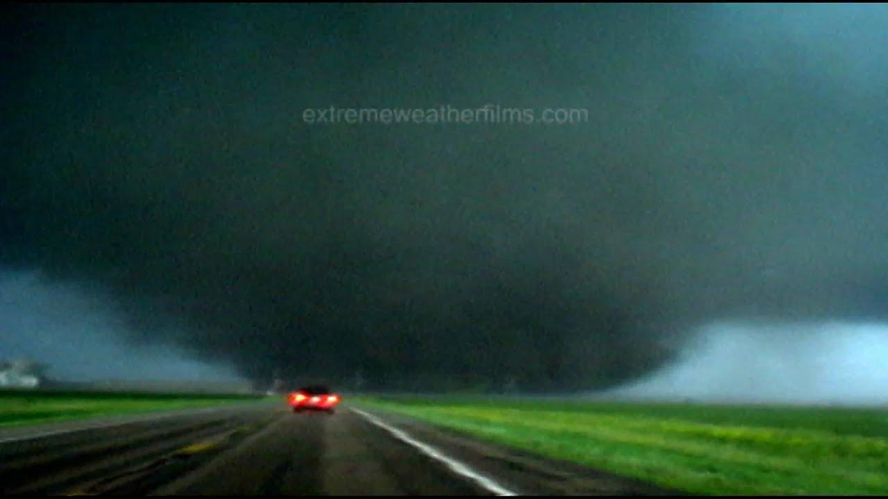 Tornado fire f5
