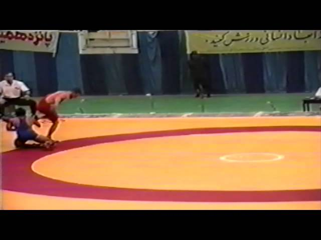 1994 Takhti Cup: 68 kg Craig Roberts (CAN) vs. Turkey
