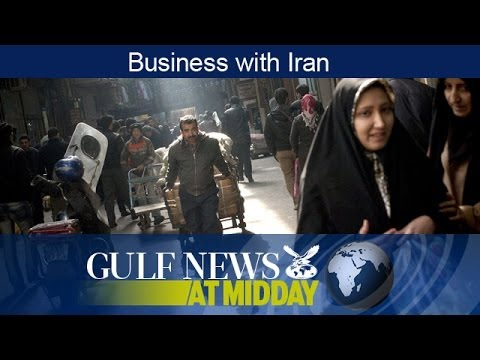 Business with Iran - GN Midday