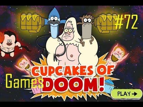 Games: Regular Show - Cupcakes of Doom