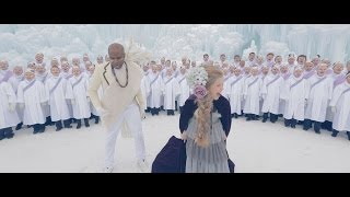 Let It Go Frozen Alex Boyé (Africanized Tribal Cover