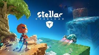 Stellar Overload - Korai Hozzáférés Trailer