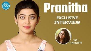 Actress Pranitha Exclusive Interview