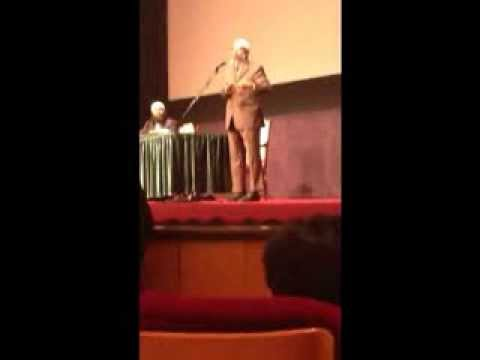 Zakir Naik in Riyadh 2014 - 30 January  (Q & A)