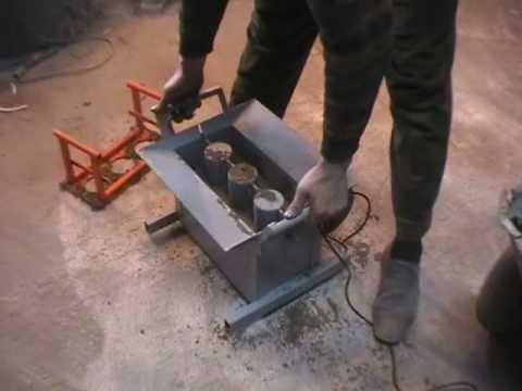 Concrete Block Making Machine BLOX-1