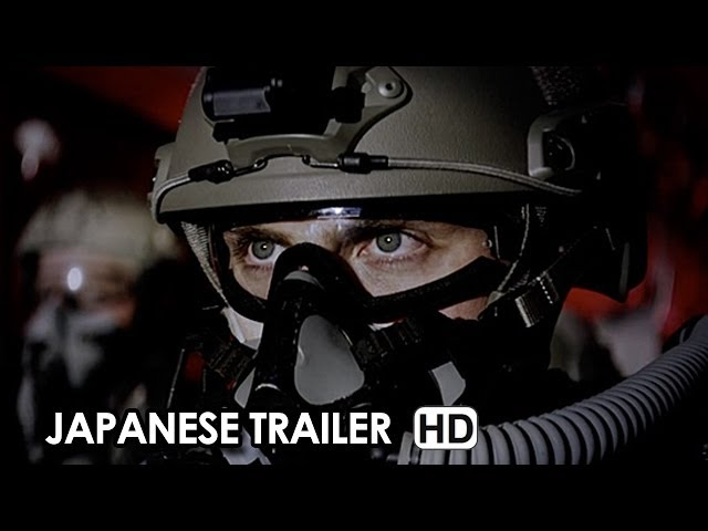 ゴジラ 特報 Godzilla Japanese Trailer 2014 [HD]