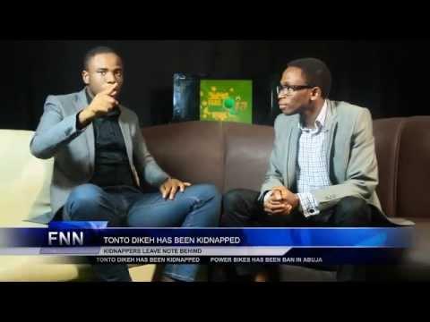 Nigerian Military Find Missing Chibok Girls    Tonto Dikeh Kidnapped (FNN EP2)