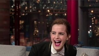 Emma Watson Interview – Late Night With David Letterman
