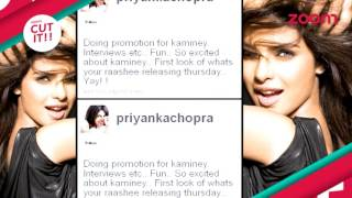 Bollywood, Priyanka Chopra, Shahrukh Khan, Salman Khan, Prem Ratan Dhan Payo