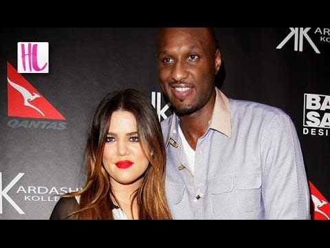 Khloe Kardashian Blaming Herself For Lamar Odom Divorce