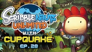 Scribblenauts Unlimited Ep 28