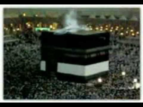 angels at kaaba, true sceen,