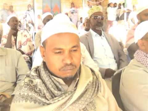 Culimada Waaweyn ee Reer Somaliland oo Ceerigaabo Ka Jeediyey Muxaadaro Muhiima