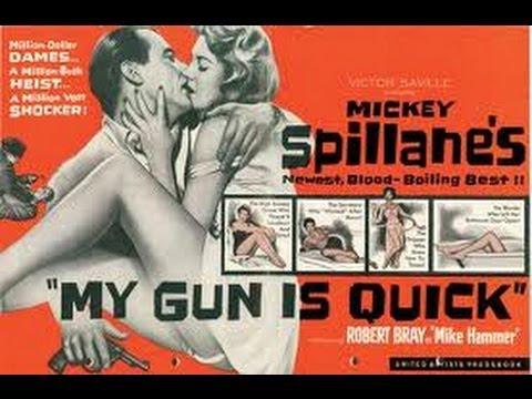 Mike Hammer, My Gun Is Quick (1957)