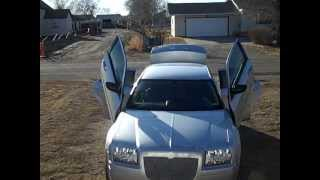 2005 Chrysler 300 With Lambo Doors