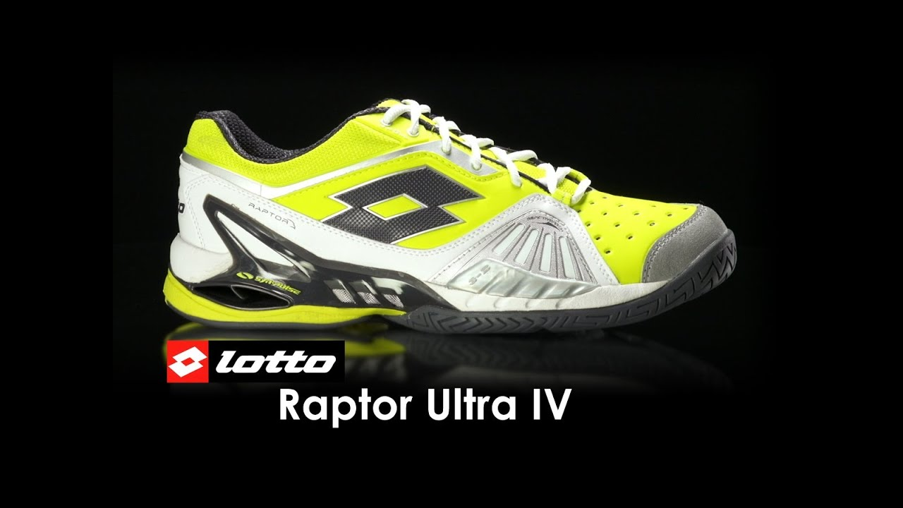 lotto raptor ultra iv shoe review