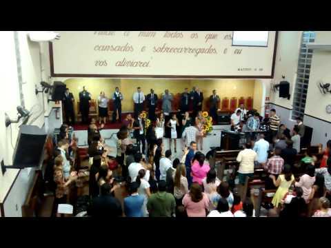 Deus está aqui, Ministério de louvor Jubrac de Cubatão