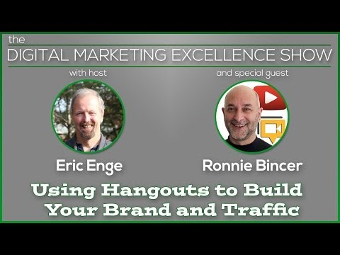 Using Hangouts to Build Your Brand and Traffic