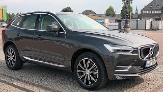 Volvo XC60 (2018) Review. YouCar Car Reviews.
