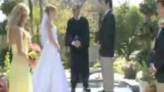 Upadek na ślubie