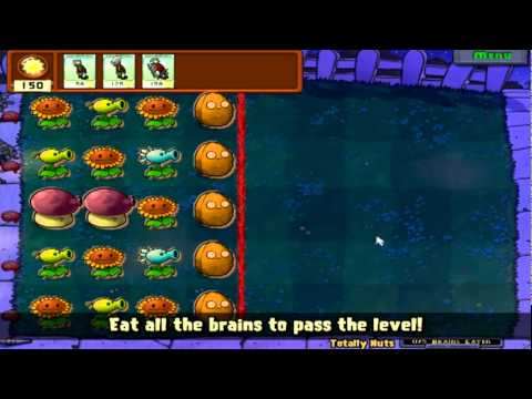 Plants Vs. Zombies Part 26: Zomboss Reloaded