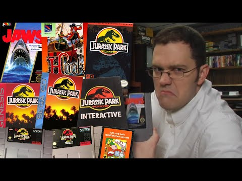 Spielberg Games - Angry Video Game Nerd - Cinemassacre.com