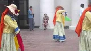 Danzas Folkloricas De Venezuela En El Museo De La Cultura