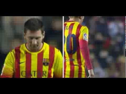GOAL FC Barcelona - GOAL Tello, Messi assist / Levante 1-4 FC Barcelona