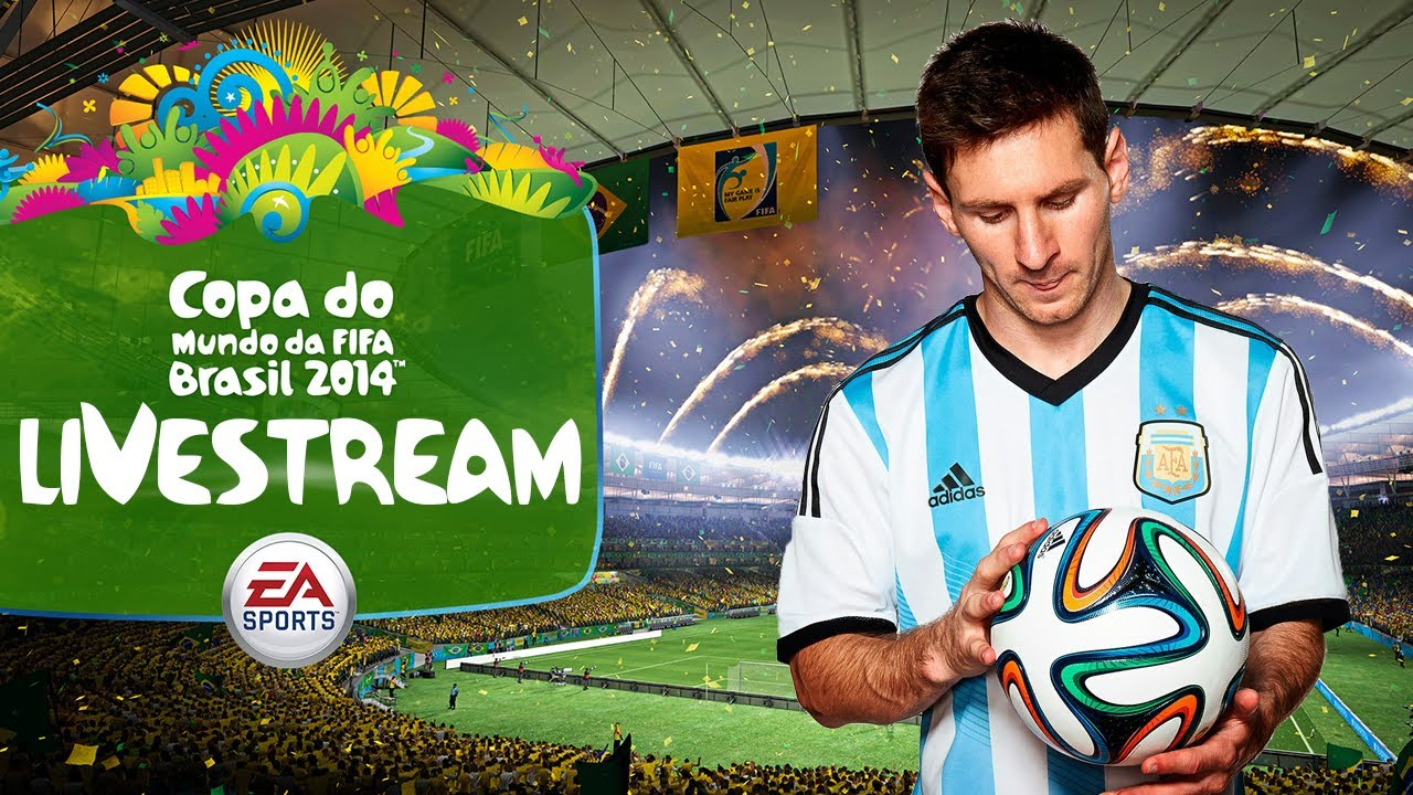 FIFA World Cup 2014 HD Wallpaper 10 View Download