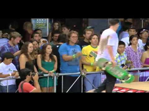 Exhibición de Skate Quiksilver Asia 2011