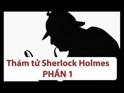 Truyện Audio Trinh Thám - Sherlock Holmes Phần 1