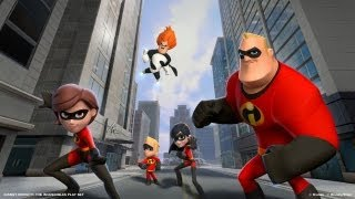 Disney Infinity: 1st Hour The Incredibles