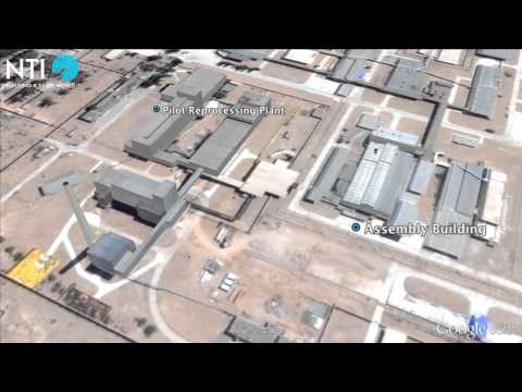 Jiuquan Atomic Energy Complex - China