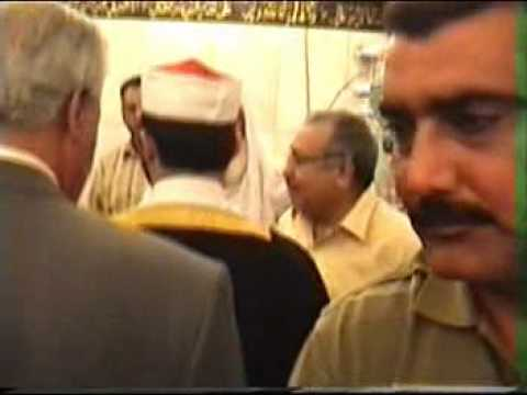 Ghousia Darbar Change of Chaadar at Baghdad 8