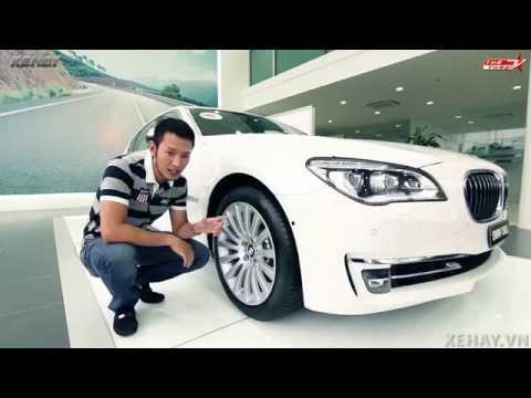 [Review] Tìm hiểu xe BMW 7 Serie