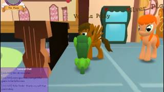 Green Bean And Sapare Play Legends Of Equestria Part 1